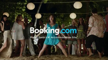Booking.com TV Spot, 'Dance Floor' thumbnail