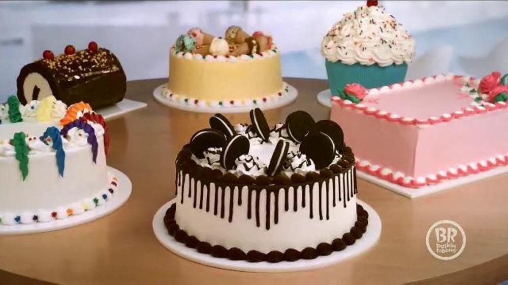Order Baskin Robbins Ice Cream Cake Online