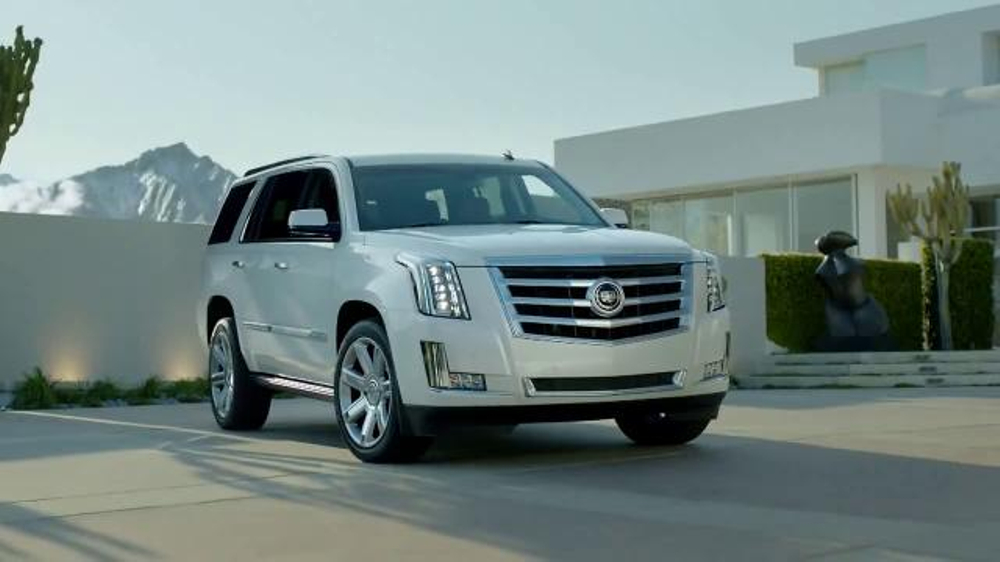 Cadillac Escalde Escape Comercial Cast | Autos Post