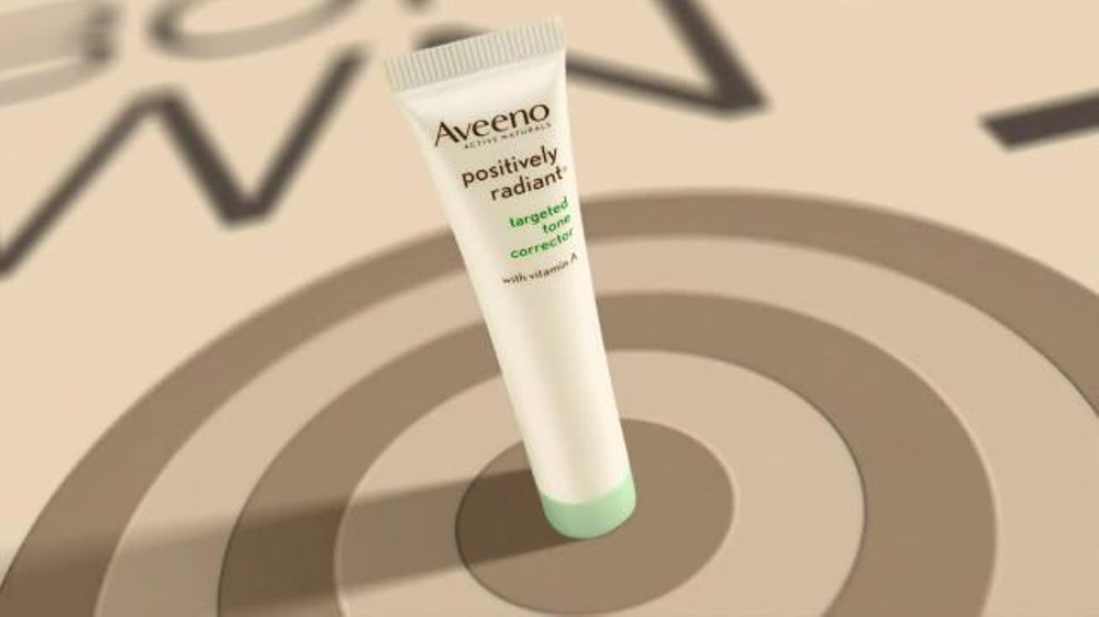 Aveeno Positively Radiant Tone Corrector TV Spot Featuring Jennifer