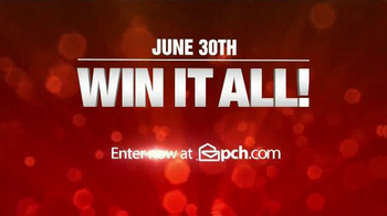 Publishers Clearinghouse TV Spot, 'Win it All'
