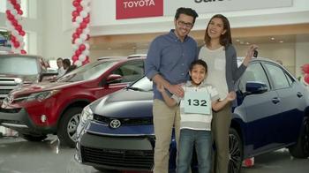 Toyota: Spelling Bee