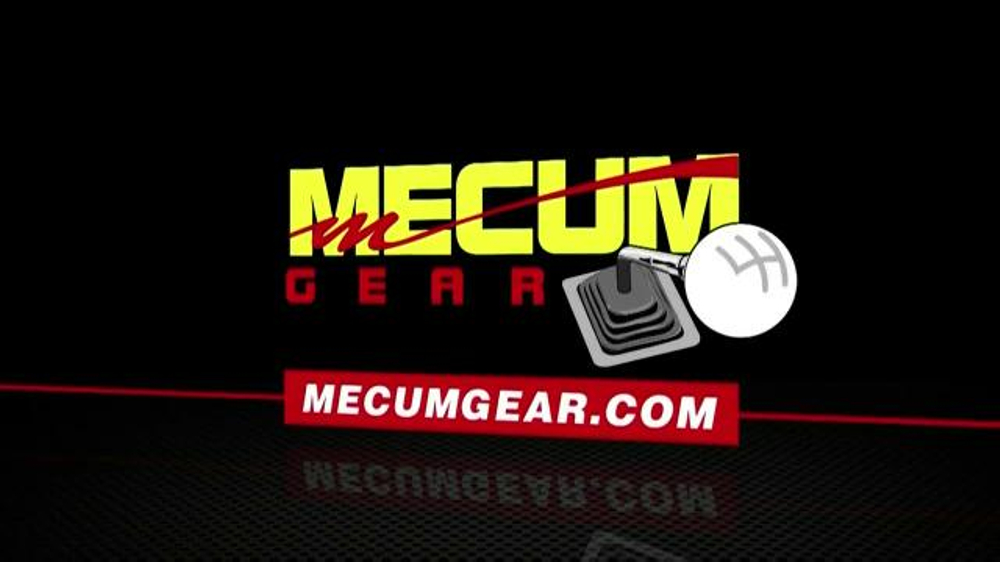 Mecum Auctions TV Spot, 'Mecum Gear' thumbnail