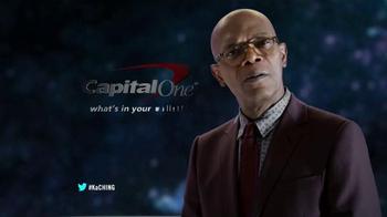 Capital One Quicksilver TV Spot, 'Unlimited'  thumbnail