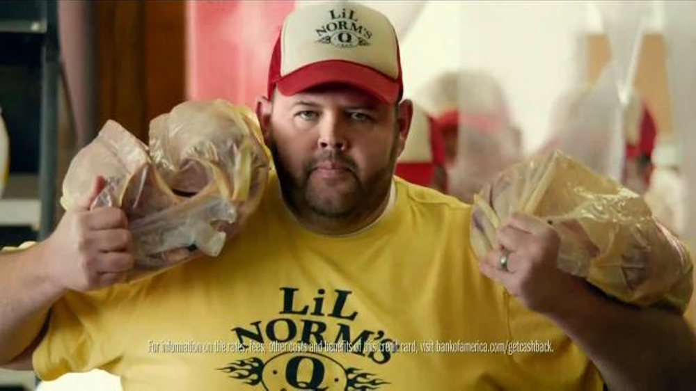 Bank of America TV Spot, 'Norm the Barbecue Champ' Song by Lynyrd Skynyrd - Screenshot 4