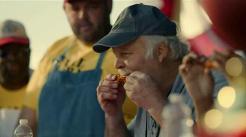 Bank of America TV Spot, 'Norm the Barbecue Champ' Song by Lynyrd Skynyrd - Thumbnail 7
