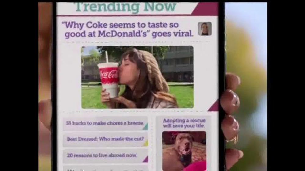 McDonald's TV Spot, 'Coca-Cola: Join the Club' - Screenshot 5