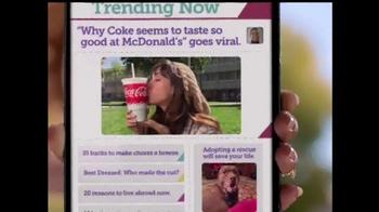 McDonald's TV Spot, 'Coca-Cola: Join the Club' - Thumbnail 5