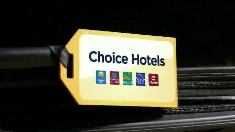 Choice hotels tv commercial 39 marathon 39 for Choice hotels