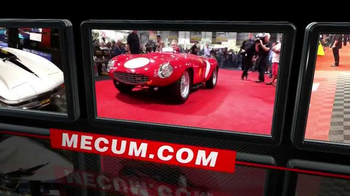 Mecum Auctions TV Spot, 'Mecum Monthly' thumbnail