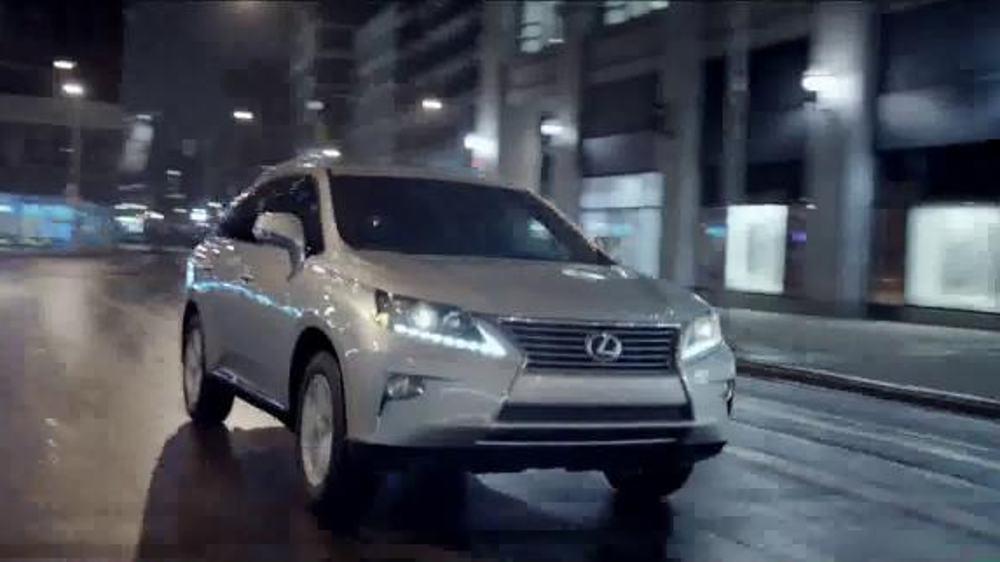 2013 Lexus RX TV Commercial, 'First Sight' Song by The Figgs - iSpot ...