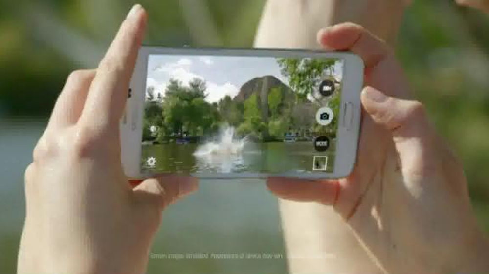 Samsung Galaxy S5 TV Spot, 'Ultra HD Camera' - Screenshot 3