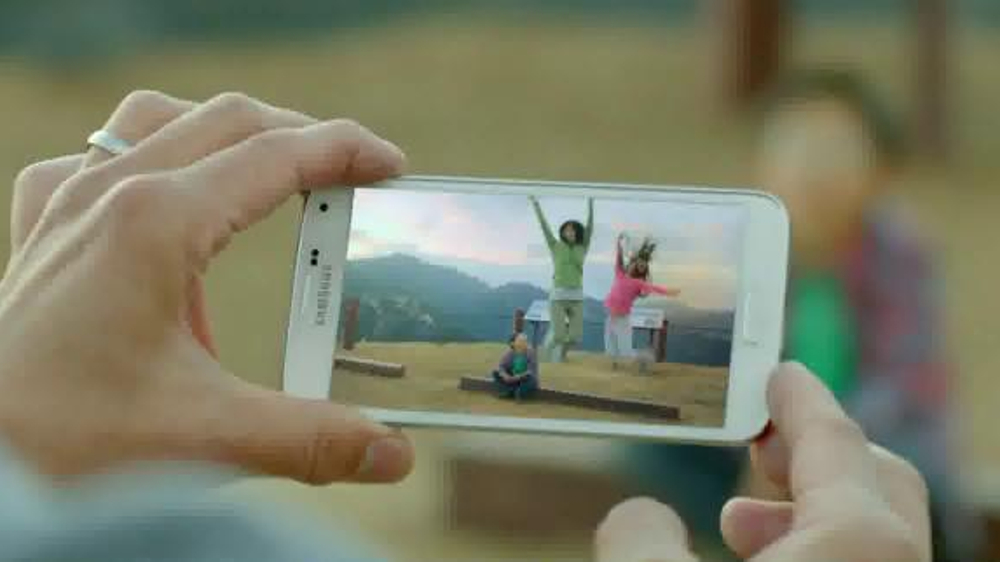 Samsung Galaxy S5 TV Spot, 'Ultra HD Camera' - Screenshot 6