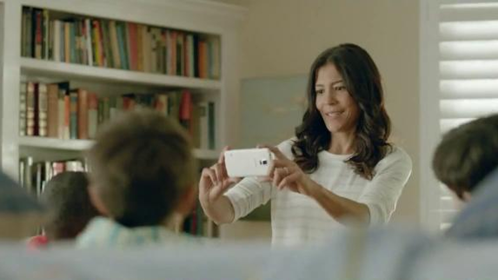Samsung Galaxy S5 TV Spot, 'Ultra HD Camera' - Screenshot 7