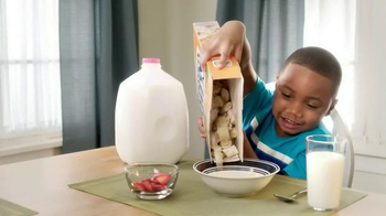 Walmart: Always Better Together: Milk and Cereal
