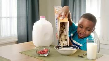 Walmart: Always Better Together: Milk and Cereal
