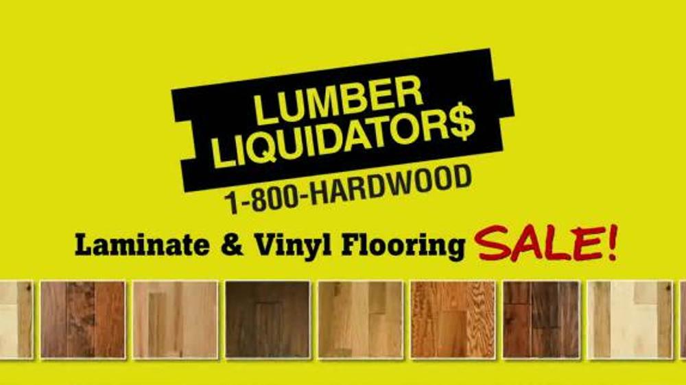 Lumber liquidators sale tv commercial for Donar oak flooring