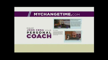 MyChangeTime.com TV Spot Featuring John Cena