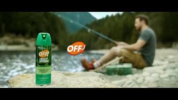 Off Bug Spray Tv Spot Great Outdoors Ispot Tv