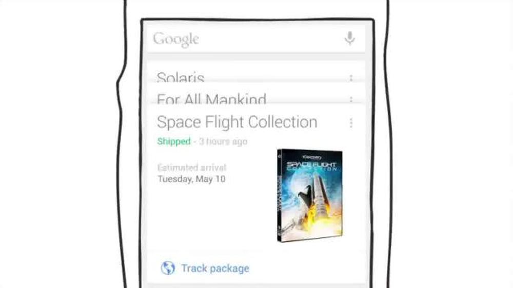 Google TV Spot, 'Go To The Moon' - Screenshot 2