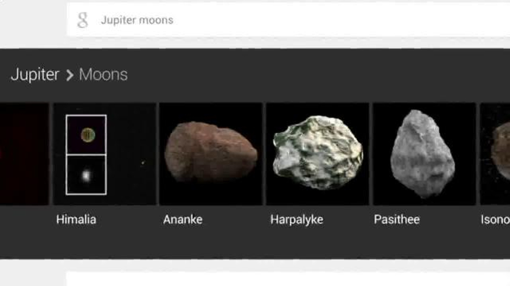 Google TV Spot, 'Go To The Moon' - Screenshot 7