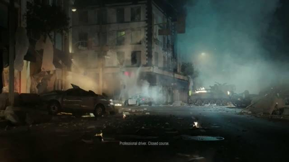 FIAT TV Spot, 'Godzilla' - Screenshot 1