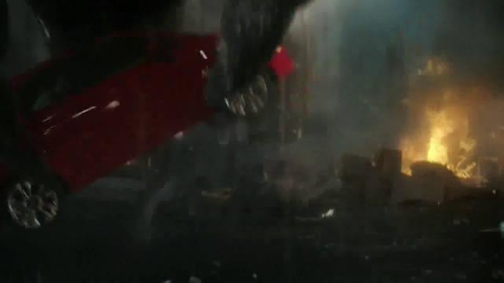 FIAT TV Spot, 'Godzilla' - Screenshot 2