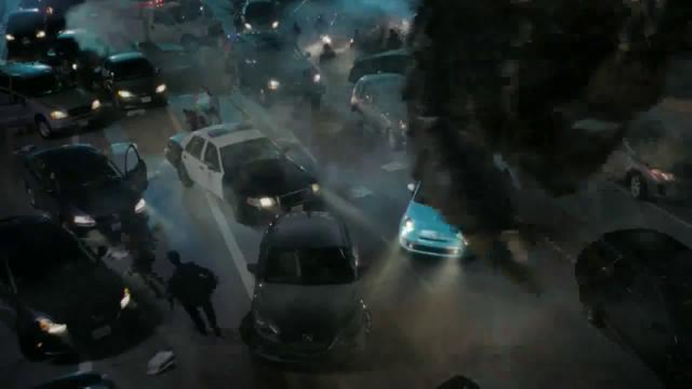 FIAT TV Spot, 'Godzilla' - Screenshot 4