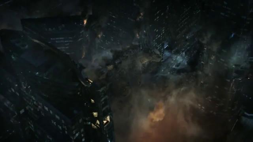 FIAT TV Spot, 'Godzilla' - Screenshot 5