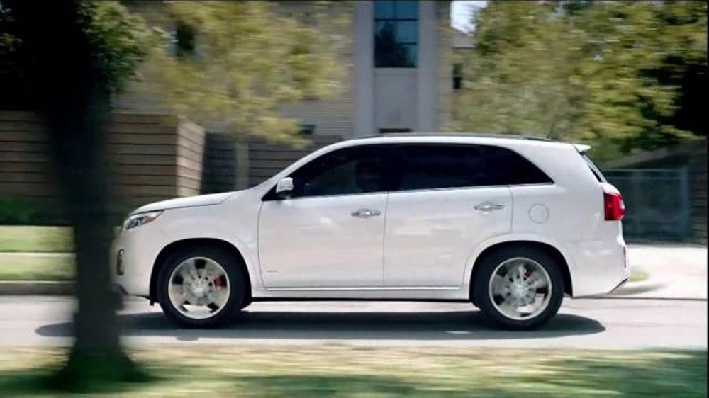 2015 kia sorento lx tv commercial 39 what about bob. Black Bedroom Furniture Sets. Home Design Ideas