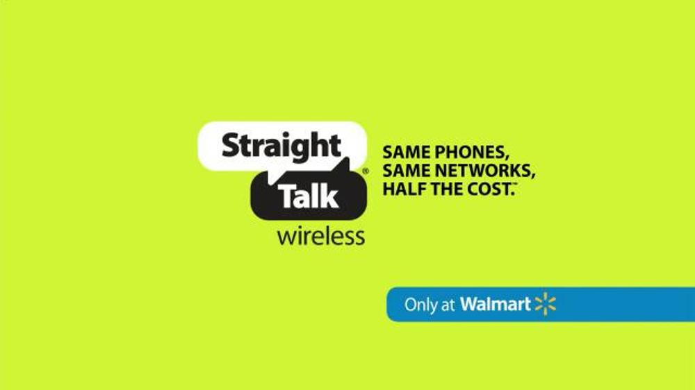 straight talk wireless tv commercial 39 walmart may