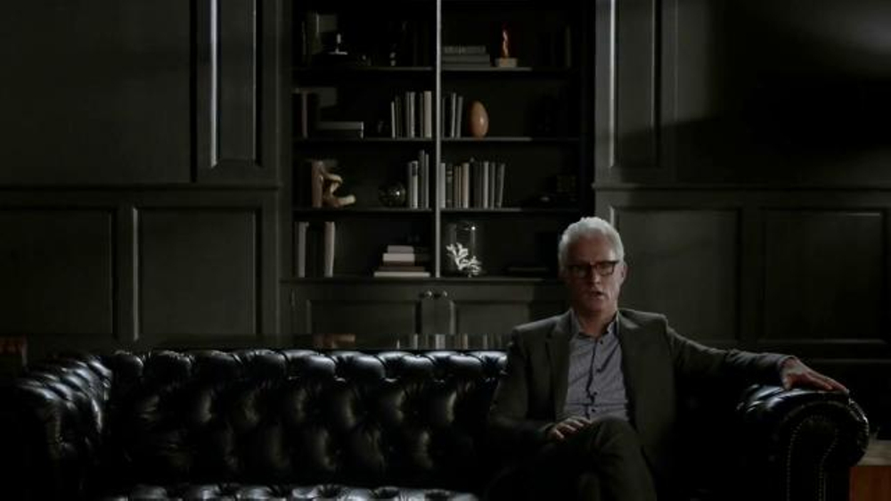 Honeywell Wi-Fi Thermostat TV Spot Featuring John Slattery - Screenshot 1