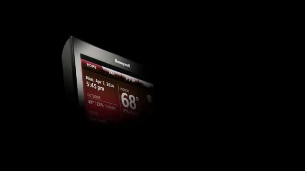 Honeywell Wi-Fi Thermostat TV Spot Featuring John Slattery - Screenshot 10