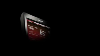 Honeywell Wi-Fi Thermostat TV Spot Featuring John Slattery - Thumbnail 10