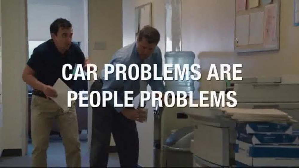 PepBoys TV Spot, 'Car Problems are People Problems'