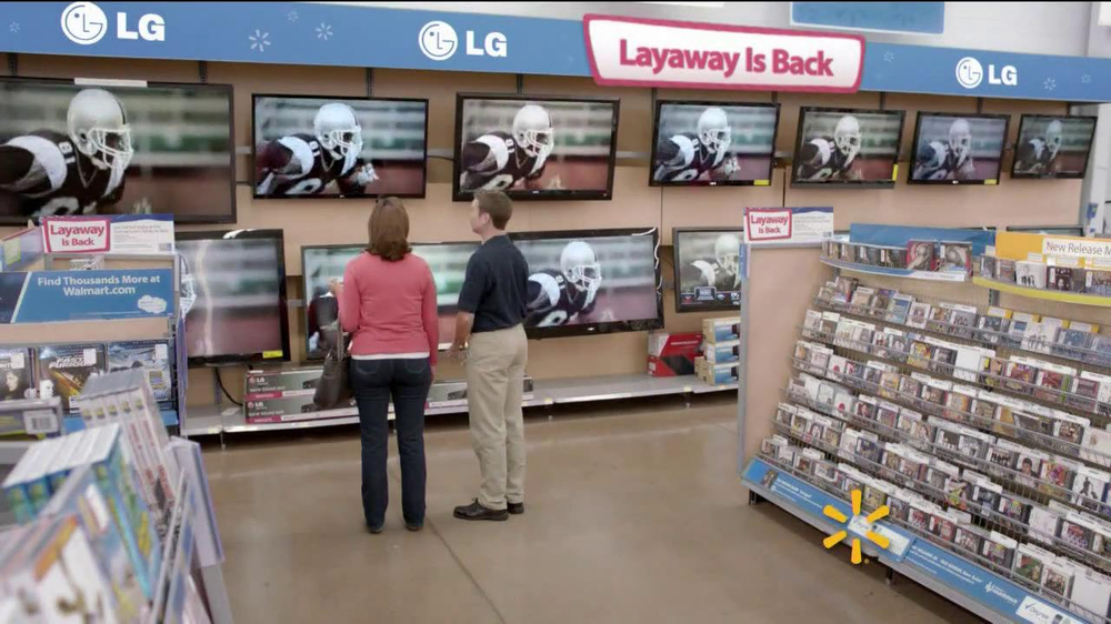 How to Start a Layaway at Walmart