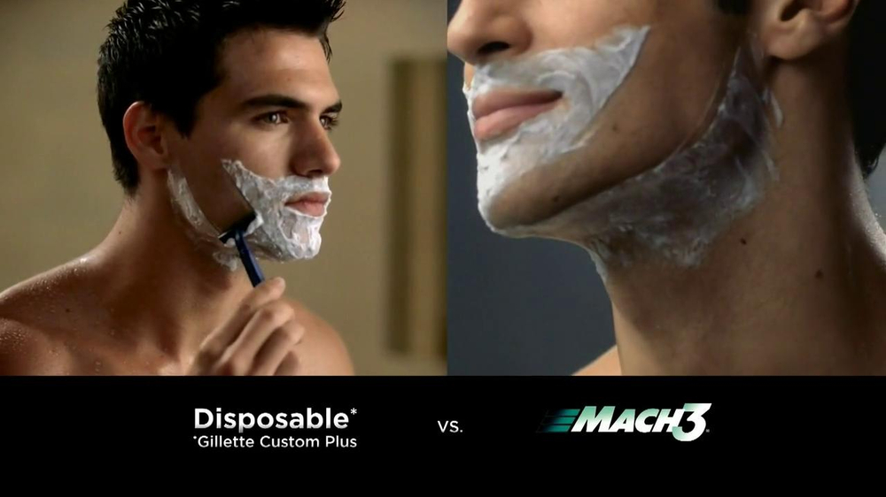 Gillette TV Commercial for Mach3 - iSpot.tv