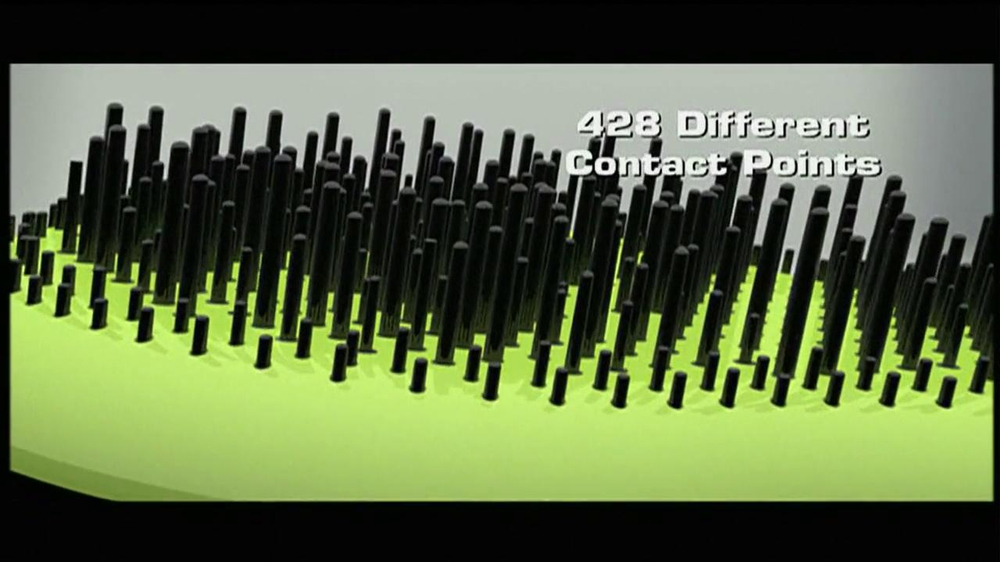 Michel Mercier TV Spot for Ultimate Detangling Brush - Screenshot 4