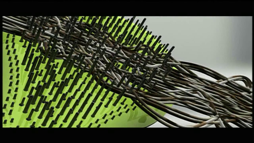 Michel Mercier TV Spot for Ultimate Detangling Brush - Screenshot 5