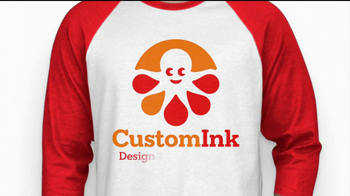 Customink tv commercial for custom t shirts for Ink spot t shirts
