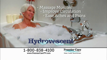 Premier Care TV Spot for Walk-In Showers