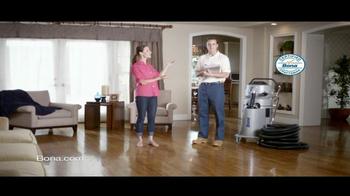 Bona TV Spot, 'Floors Go Through A Lot'