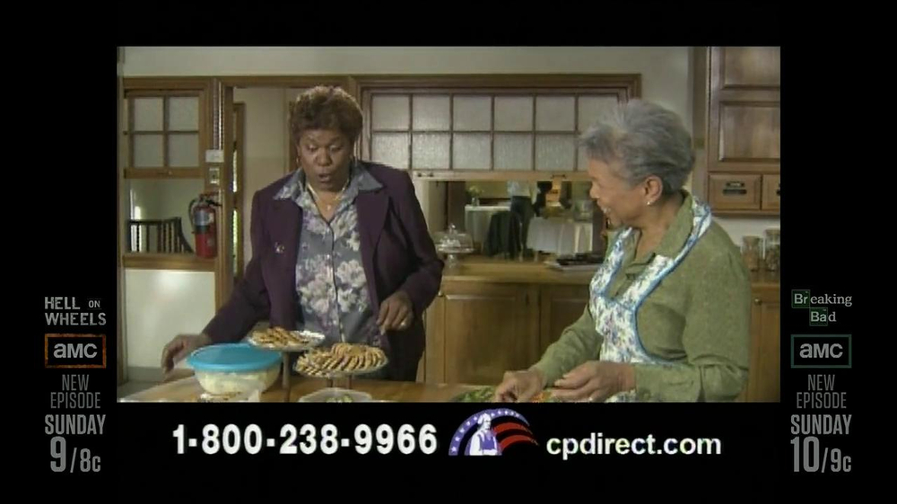 Colonial Penn TV Spotm 'Kitchen' Featuring Alex Trebek - Screenshot 7