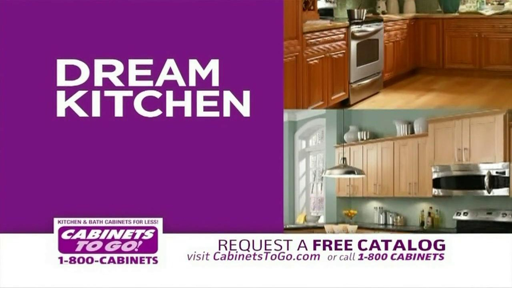 Cabinets To Go Tv Commercial For A New Kitchen Ispot Tv