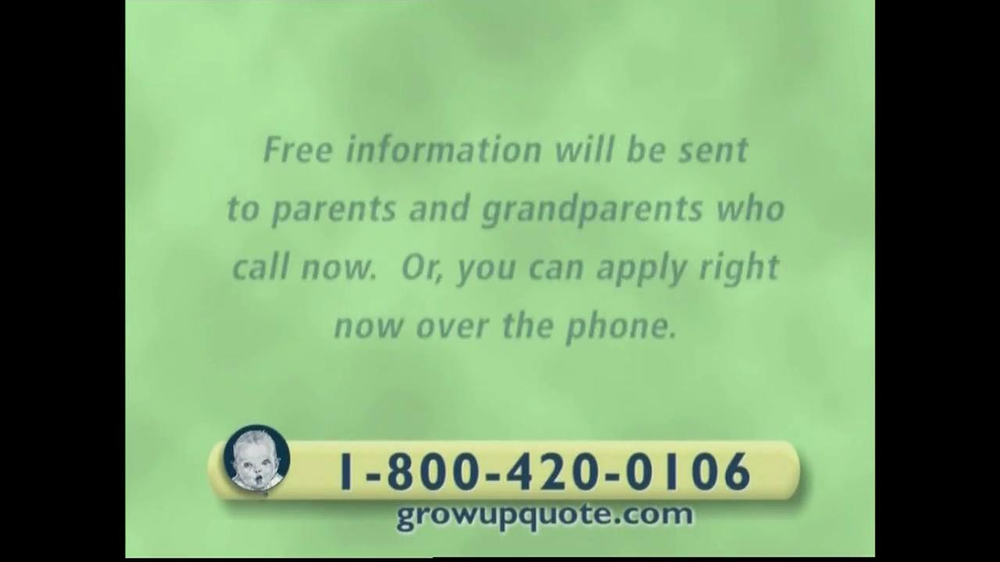 Gerber TV Commercial For Grow-Up Plan - iSpot.tv
