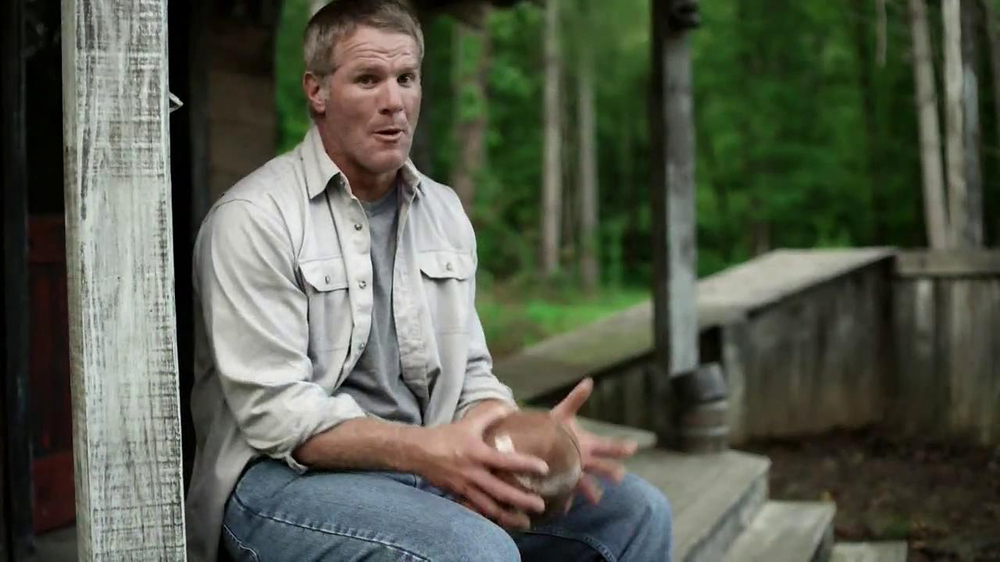 Wrangler TV Spot for UShape Jeans Featuring Brett Favre and Dale Earnhardt - Screenshot 8