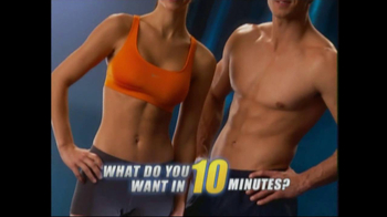 10 Minute Trainer TV Spot for The Body You Want