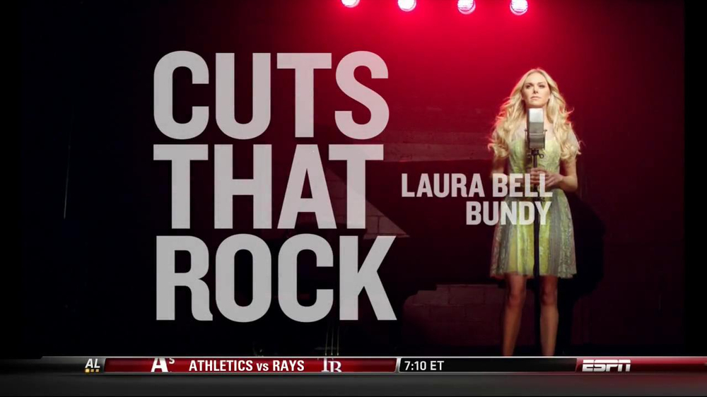 Super Cuts TV Spot, 'Cuts That Rock: Laura Bell Bundy' - 48 commercial airings