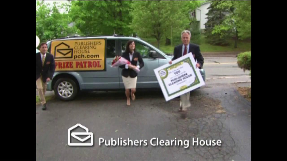 Publishers Clearinghouse TV Spot for Contest Winner John Wyllie - Screenshot 1