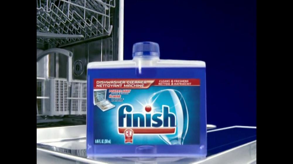Finish Tv Commercial For Dishwasher Arteries Ispot Tv